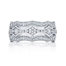 tacori wedding bands tacori ht2621b12 adoration platinum wedding band
