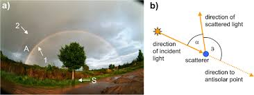 rainbows in nature recent advances in observation and theory