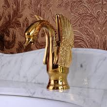 popular gold swan faucet buy cheap gold swan faucet lots from