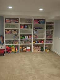 Storing Toys In Living Room - favorite for basement toy storage even better if it isn u0027t