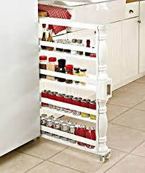 Sliding Spice Rack 15 Genius Ways To Organize Spices And Save Cabinet Space
