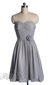gray bridesmaid dress gray dress 28 images black and gray wedding dresses weddbook