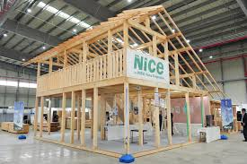 good business model a japanese housing firm completes factory in