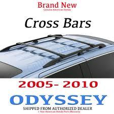Luggage Rack For Honda Odyssey by Genuine Oem Honda Odyssey Cross Bars 2005 2010 08l04 Shj 101