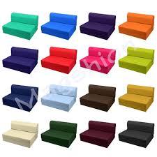 Folding Foam Bed Sleeper Chair Folding Foam Bed Mattress Floor Ottoman Seat Single