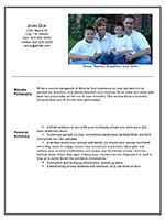 Pastor Resume Template For Graduates Dallas Theological Seminary Dts