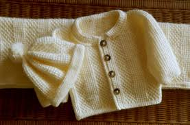 crochet baby sweater pattern baby sweater matching hat set and blanket tunisian crochet