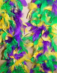 mardi gras boas feather boa mardi gras bead connection feather boas