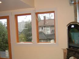 craftsman interior window trim