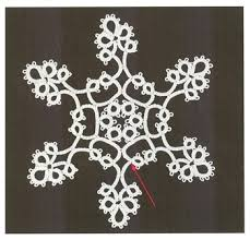 92 best tatting ornaments images on tatting lace
