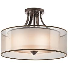 Semi Flush Pendant Lighting Semi Flush Pendant Lighting Visionexchange Co