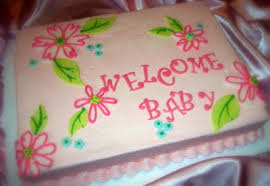 k u0027s cakes baby shower cake