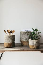 best 25 woven baskets ideas on pinterest plant basket baskets