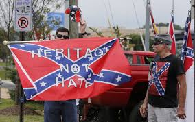 Different Confederate Flags Confederate Flag Rally In Richmond Draws Supporters And Protesters