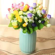 online get cheap artificial flowers white aliexpress com