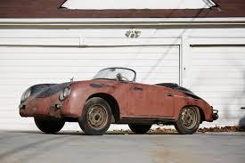 old porsche 356 won u0027t someone give this derelict 1958 porsche 356 super speedster