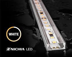 outdoor led strip lights waterproof ip67 led light strips in aluminum housing
