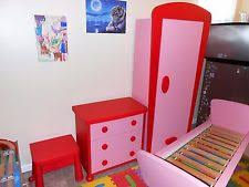 Girls Bedroom Furniture Set by Girls Bedroom Set Ebay