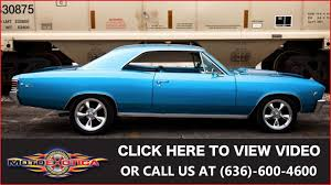 1967 chevrolet chevelle ss sold youtube
