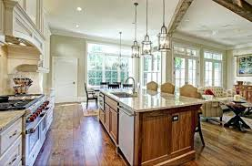 kitchen without island open concept kitchen with island open kitchen dining room with