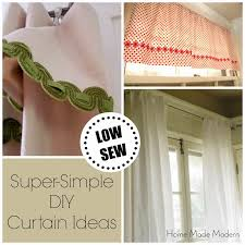 Home Made Modern by 10 Clever Curtain Tie Backs Home Made Modern
