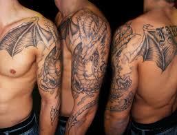 black dragon forearm tattoos u2014 wow pictures incridible black