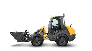 wheel loaders mecalac ax 850