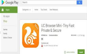 Uc Browser Alibaba S Uc Browser Removed From Play Store For Sending