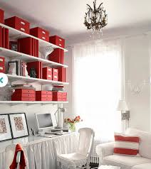 red office desk accessories chic office decor chic desk accessories office desks modern home
