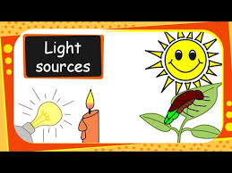 science sources of light basic english youtube