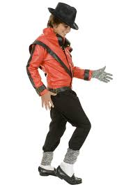 cool halloween costumes for kids boys kids michael jackson thriller jacket michael jackson thriller