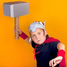 thor inspired hammer disney family