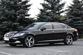 lexus black lexus ls460l black 2007 rent vip taxi in minsk