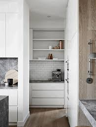 kitchen designs with walk in pantry small walk in pantry ideas simple white wooden counter cute little