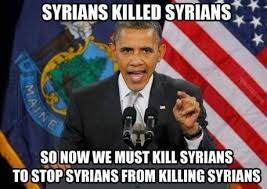 Quit Lying Meme - syrians killed syrians so now we must kill syrians to stop syrians