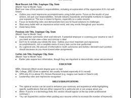 Resume With Accomplishments Stunning Cna Accomplishments Resume Gallery Simple Resume Office