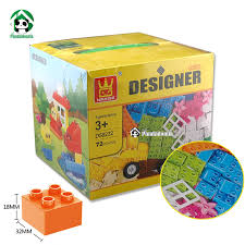 aliexpress com buy wange designer diy gift toy box building
