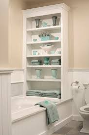 Bathroom Racks And Shelves by Bathroom Storage 9 Ways To Increase Space Abbey Design