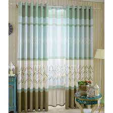 Green And Blue Curtains Lovable Blue And Green Curtains And Blue Bedroom Curtains