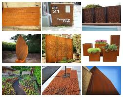 planting pots for sale planters corten metal planter box steel boxes for sale sydney