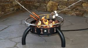 Portable Gas Firepit Portable Ring Gas Pit Pit For Your Home Pinterest