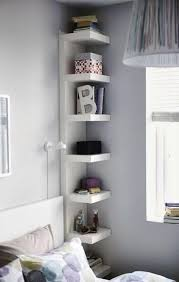 Top  Best Bedroom Shelving Ideas On Pinterest Bedroom Shelves - Bedroom shelf designs
