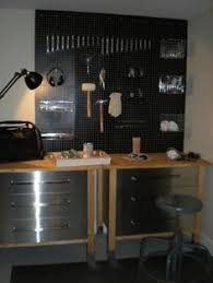 Kitchen Cabinets In Garage Ikea Hack Using Kitchen Cabinets And Counter Tops In The Garage