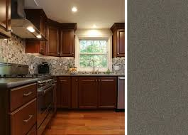what color countertops go with brown cabinets how to pair countertop colors with cabinets