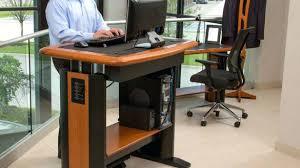 tresanti sit stand desk costco tresanti tech desk costco standing desk workstation stand up type x