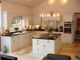 simple elegant kitchen layout with island u2014 smith design