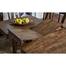 counter height table with butterfly leaf solid wood counter height table with butterfly leaf and wrapped
