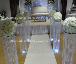 wedding arches and columns wholesale buy wedding pillars and get free shipping on aliexpress