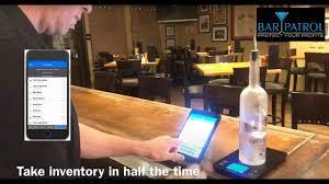 Alcohol Inventory Spreadsheet Bar U0026 Liquor Inventory App From Bar Patrol Youtube
