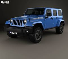 wagoneer jeep 2015 jeep 3d models hum3d